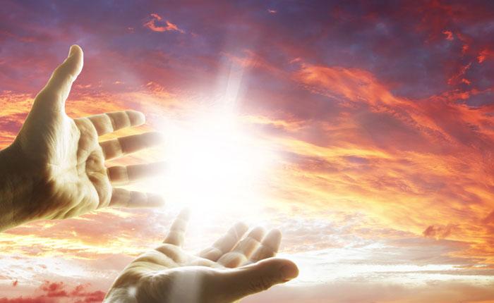 Christsein mit Hand und Fuss