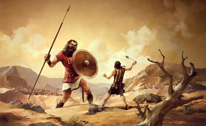David - ein Leben zwischen Sieg und Niederlage